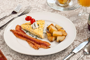 Southern Breakfast Cuisine at Devereaux Shields House