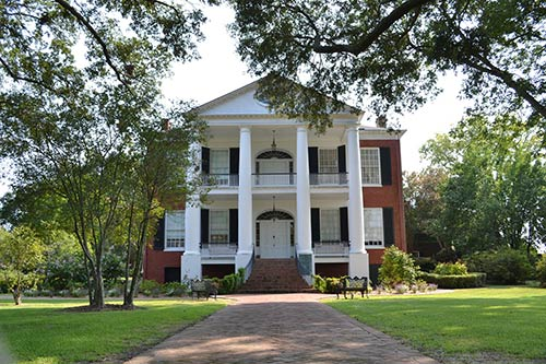 Antebellum Homes & Historic Plantations