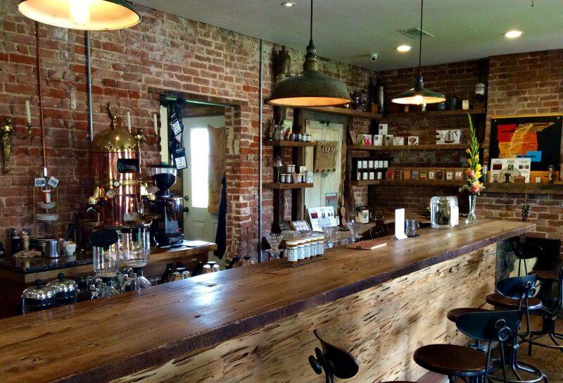 Steampunk Coffee Roasters Natchez