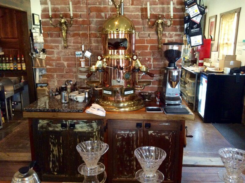 Excellent Coffee From Steampunk Coffee Roasters