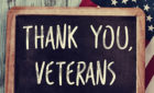 Devereaux Shields House Bed & Breakfast Participates in B&Bs for Vets In 2016