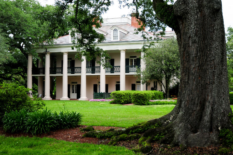 Antebellum Home in Natchez