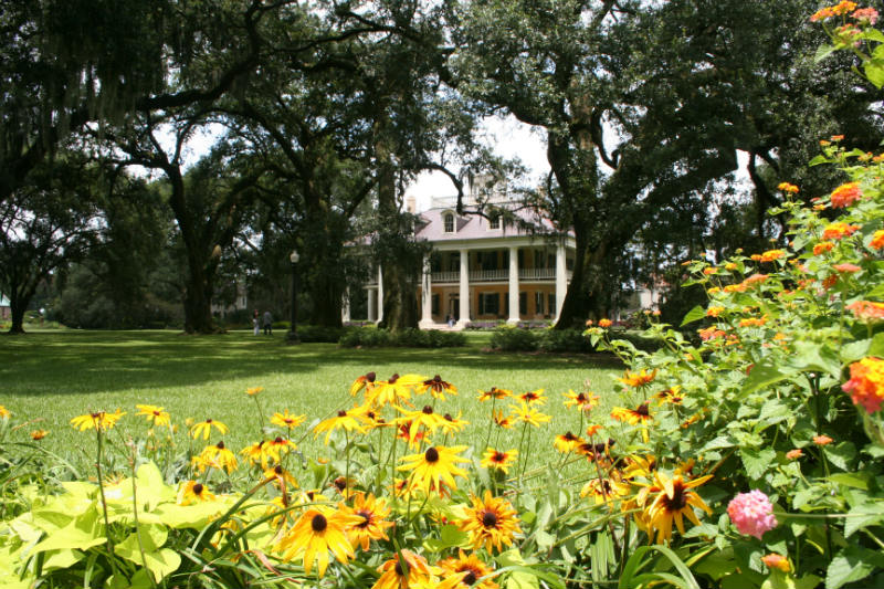Antebellum House in Natchez