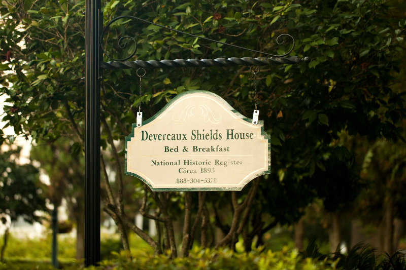 Welcome to Devereaux Shields House