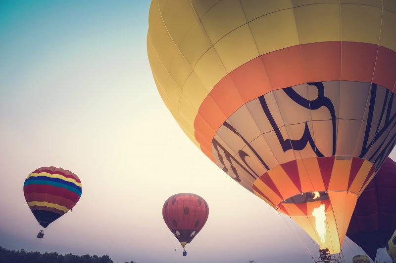 Great Mississippi Balloon Race