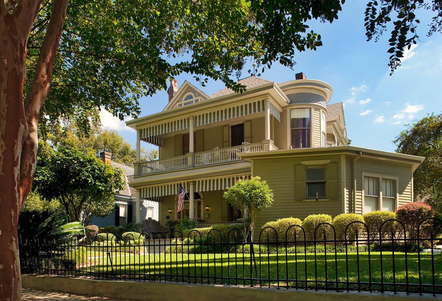 1893 Victorian Main House