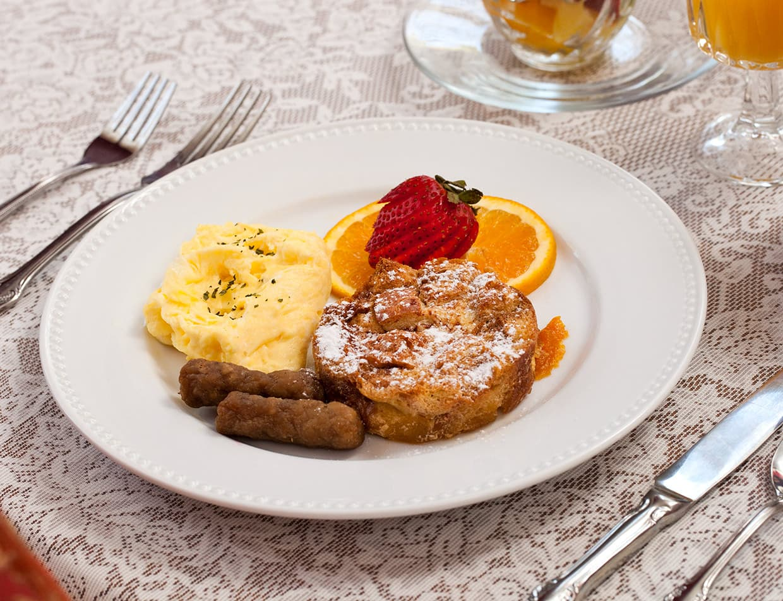 homemade southern breakfast