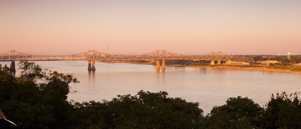 Bridge in Natchez