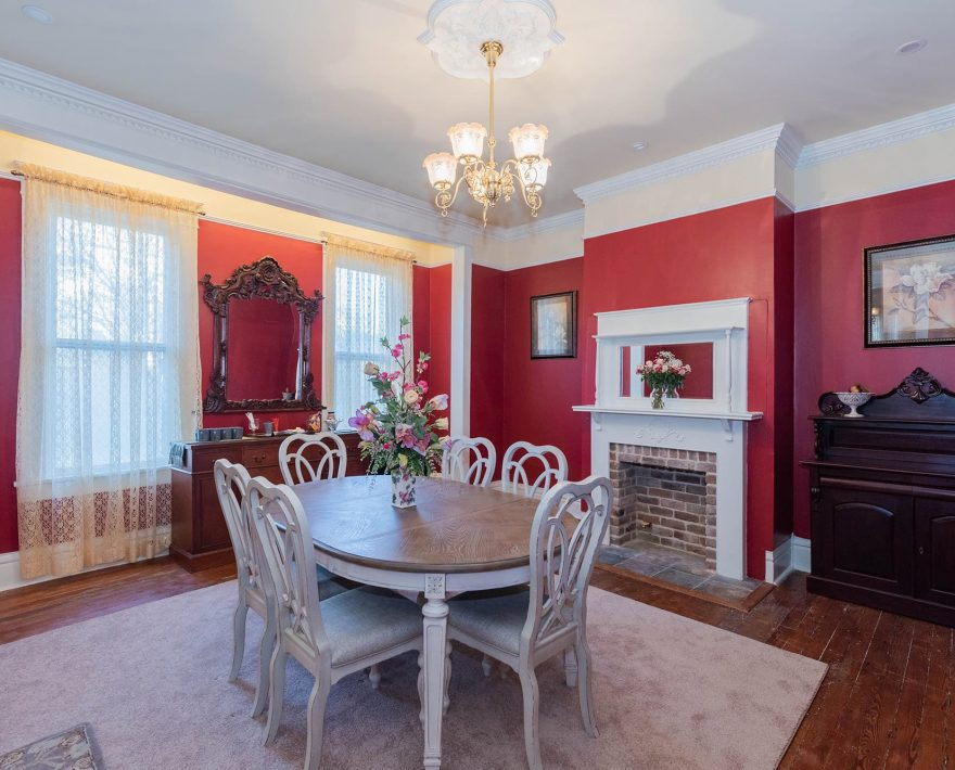 Bost House Dining Room