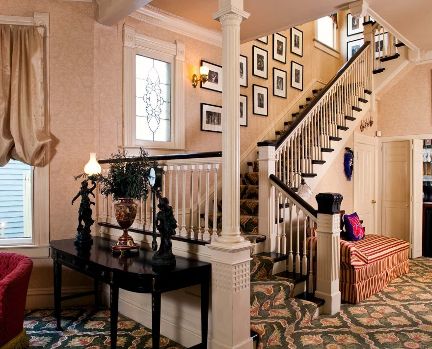 Main House Staircase