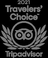 2021 Travelers' Choice from Tripadvisor