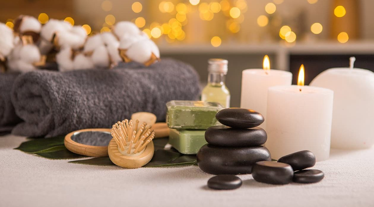 materials for a spa